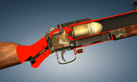 Take a Look at the Guts of an M79 Grenade Launcher