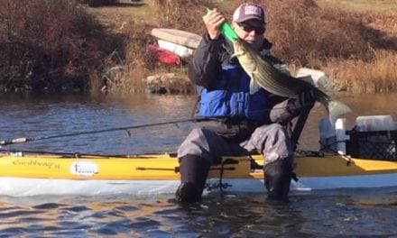 Five Essential Pieces for a Perfect Day Kayak Fishing