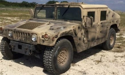 These Awesome Military Vehicles Are Making the Long Road Home