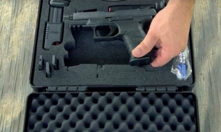 Unboxing a Gun: The Walther PPQ Q4 TAC