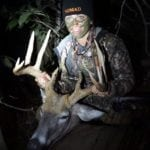 Video: Sarah Bowmar Arrows an Early-Season Ohio Monster Right at Last Light