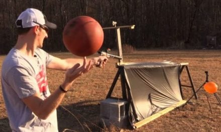 Video: This March Madness Trick Shot is Something You Have to See to Believe