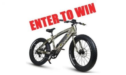 Enter to Win a QuietKat Electric Bike
