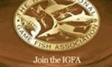 Five IGFA Records For December To Share – All Real Trophys For These Lucky Anglers