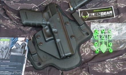 Gun Gear Review: Alien Gear Cloak Tuck 3.5 IWB Holster