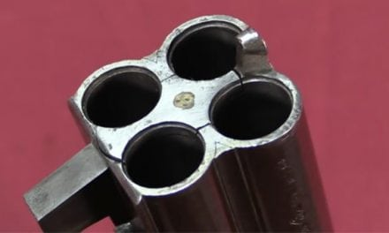 Have You Ever Heard of a 4-Barreled Shotgun?