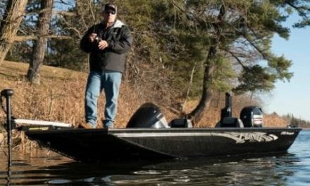 Lund launches new feature-rich, modified V-hull renegade Series