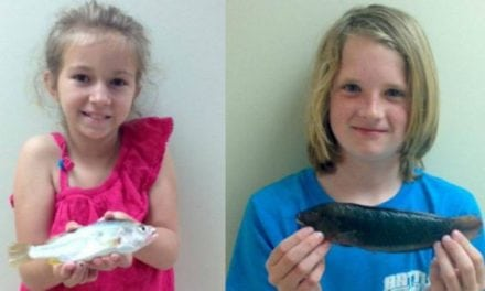Mississippi Has New Youth Category for Fishing Records