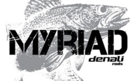 Myriad series of fishing rods from Denali