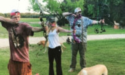 Nugent: Tactical Archery Training