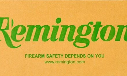 Remington Finally Files for Bankruptcy