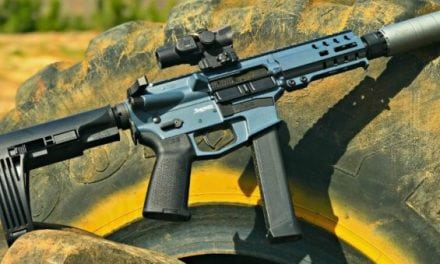 Size Does Matter (and Smaller is Better) With the New 4.6LBS CMMG Banshee AR
