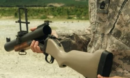Video: A Look at the M79 Grenade Launcher