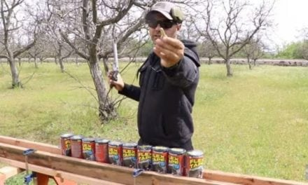 Video: Can Rolls of Flex Tape Actually Stop a Bullet?
