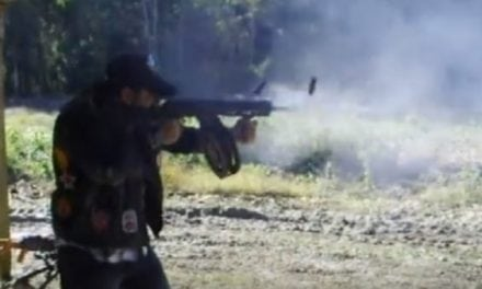 Video: Full-Auto Saiga 12 Shotgun with a 30-Round Mag
