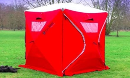 Video: Here's What Sets the Qube Tent Apart