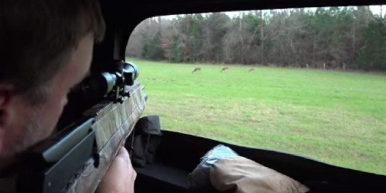 Video: Hunting with the Crosman Pioneer Airbow