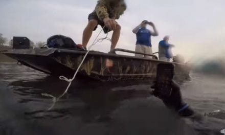 Video: Scuba Divers Help Fisherman Find Lost Phone…and It Still Works!
