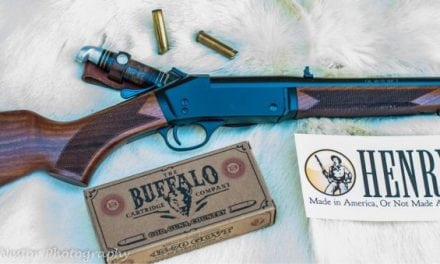 Big-Game Rifle Review: Henry Arms Single-Shot .45-70 Rifle