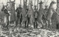 Burgeson Pioneered the Deer Scent Industry