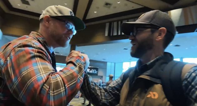 Here's How Clay Newcomb's Trip To The 2018 Backcountry Hunters & Anglers Rendezvous Went
