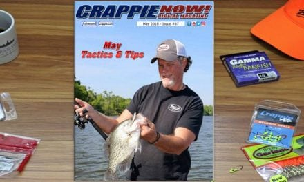 Crappie NOW – FREE Digital Magazine – May 2018