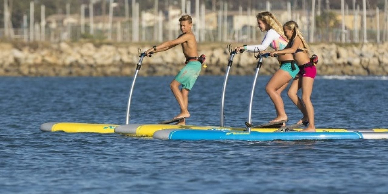 Do You Like Paddle Boards? Look At The Hobie Mirage Eclipse