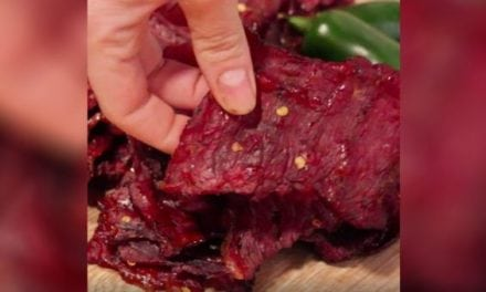 Dr. Pepper Jalapeño Jerky Marinade? You're Going to Love This