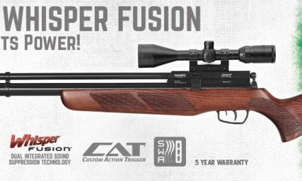 Go Coyote Whisper Fusion For You Next Pellet Gun