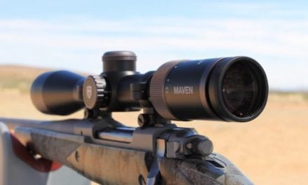 Here's What You Need to Know About the New Maven RS.1 Rifle Scope