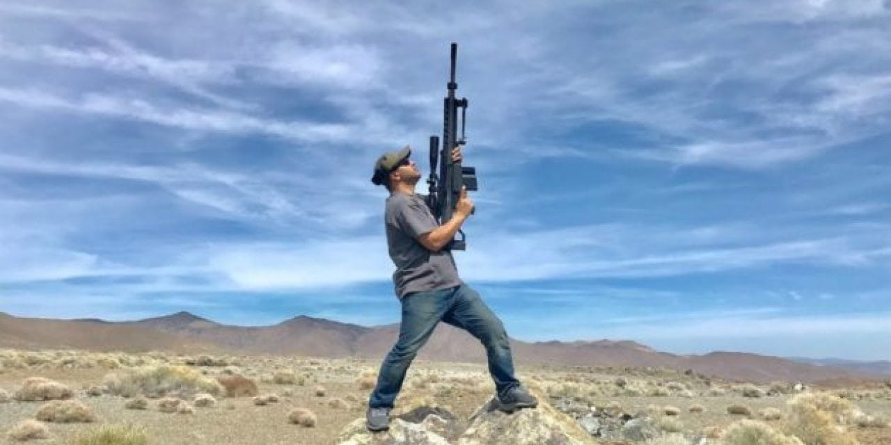 How Long Does It Take for a .50 Cal Bullet to Fall Back to Earth?