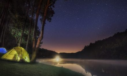 In Recognition of the Remarkable Tent: Your Home Out in the Wilds
