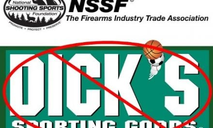 NSSF Expels Dick's Sporting Goods