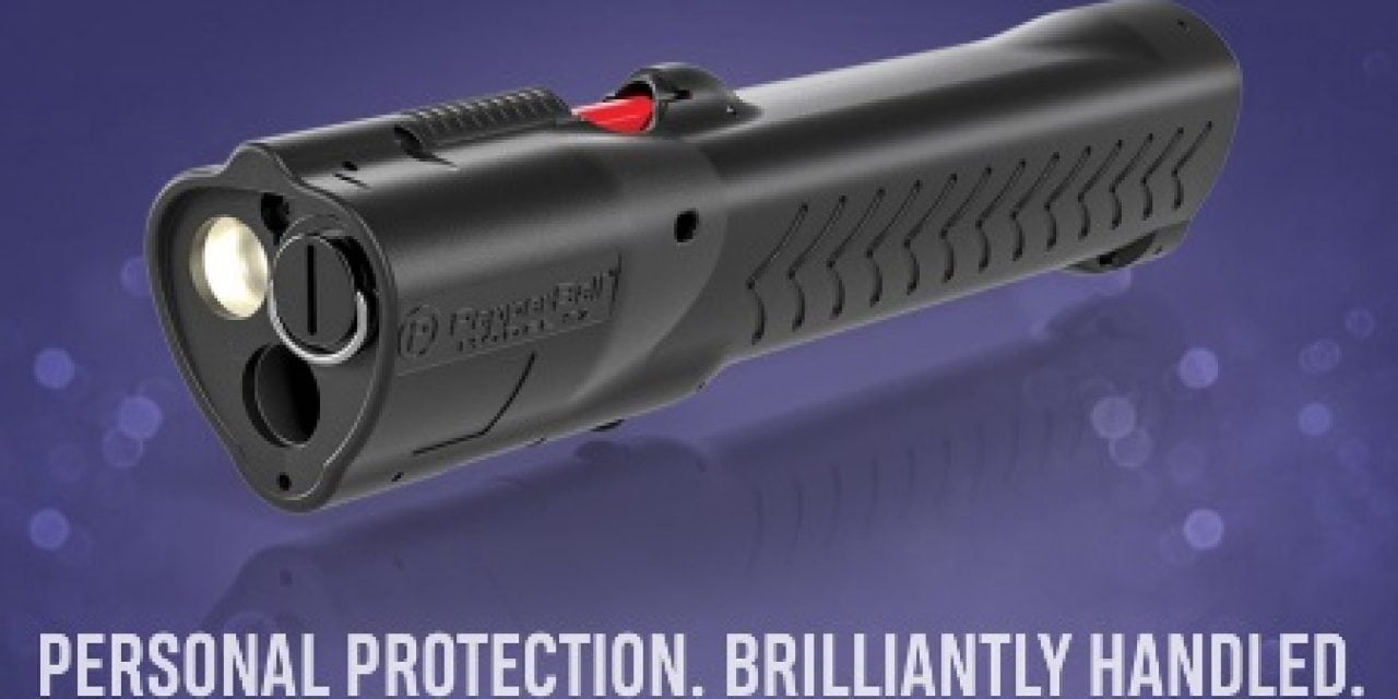 PEPPERBALL LIFELITE FOR NON-LETHAL PERSONAL DEFENSE
