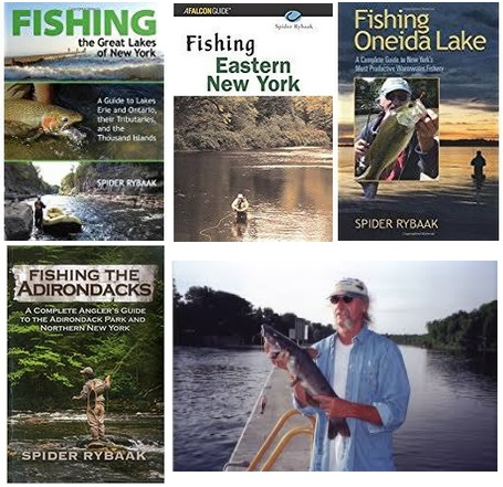 Spider rybaak free kids fishing class constantia ny for Nysdec fishing license