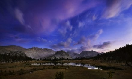 The Approach To Better Landscape Photos