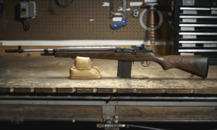 The Legendary M1A Rifle Proves Craftsmanship Is Still Alive