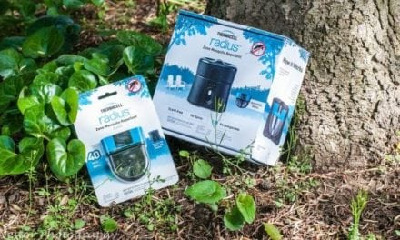 Thermacell Review: The All-New Radius Zone Mosquito Repellent