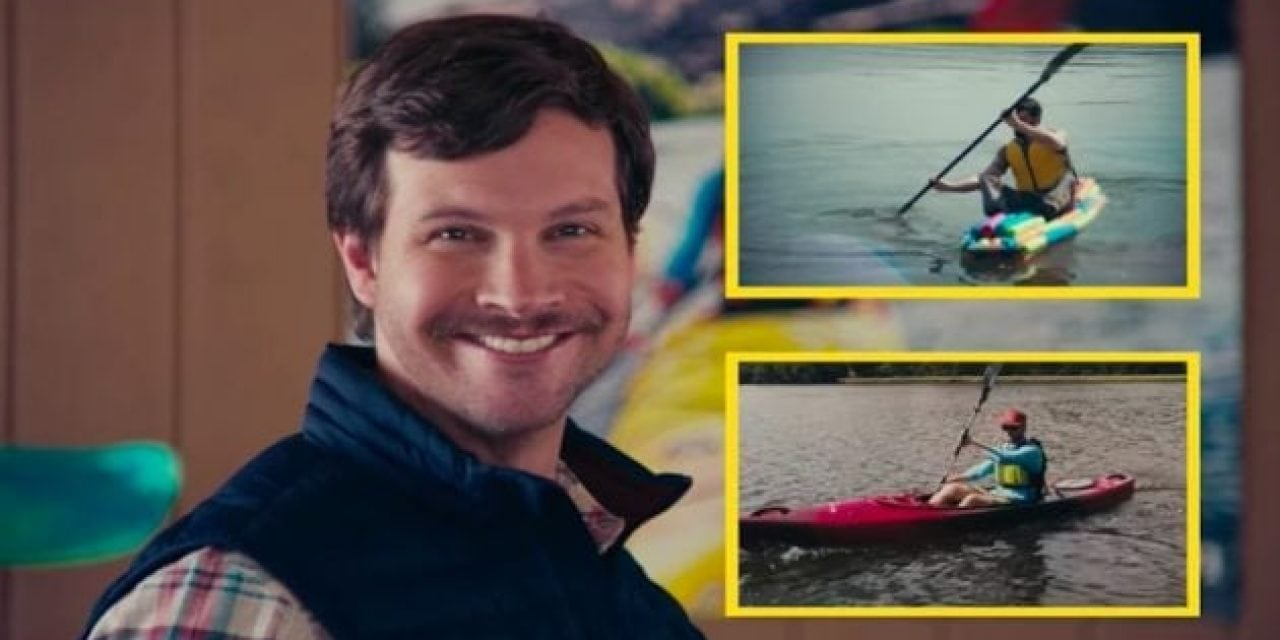 This Commercial from Perception Kayaks is Hilarious