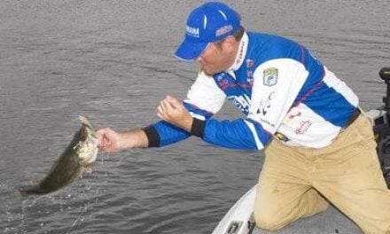 Tournament Pro Clark Reehm Likes Floating Jerkbaits for Cold Water Bass