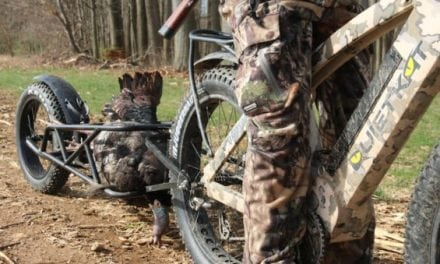 Two Videos Show the Benefits of Turkey Hunting With a Quietkat