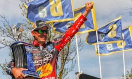 VanDam Officially Best Bass Fisherman Ever, Takes 25th Elite Series Win