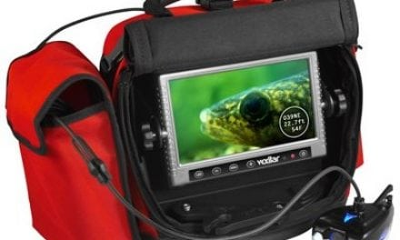Vexilar's Fish Scout Camera With DTD and Bag
