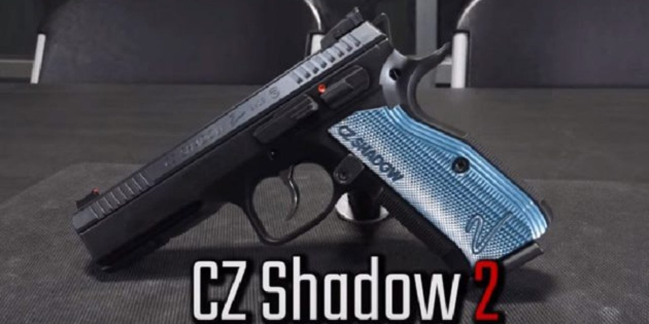Video: A 90-Second Look at the CZ Shadow 2