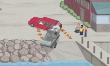 Video: 'Family Guy' Clip Hilariously Highlights Boat Launch Fail