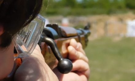 Video: Range Time with the Italian M38 Carcano Rifle