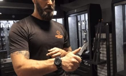 Video: Tips on Grip and Stance When Using a Knife for Self-Defense