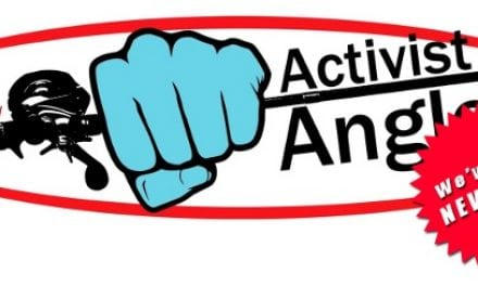 Who Is Activist the Activist Angler?