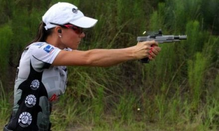 Women's Involvement in Shooting Sports Has Increased by 200 Percent