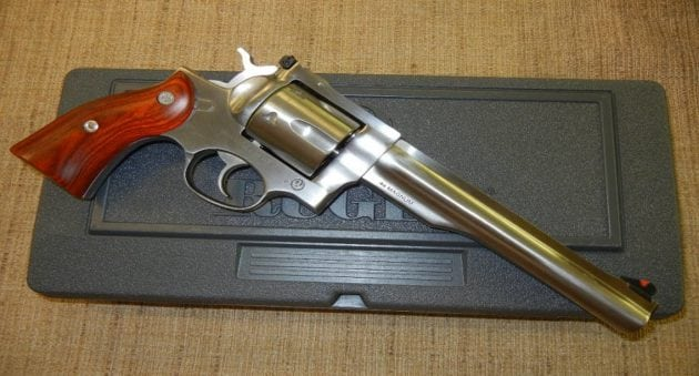 new hunting handgun